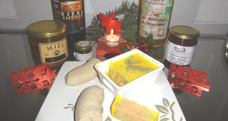 Commandez maintenant vos produits festifs pour le Nouvel An