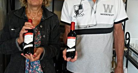 Foire aux vins bio du Drive